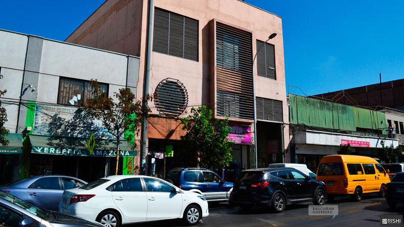 Bascuñan Guerrero 351, Santiago